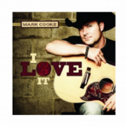 Mark Cooke CD Single-  I Love It