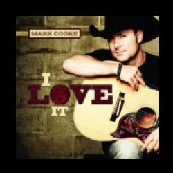 Mark Cooke CD Single-  I Love It